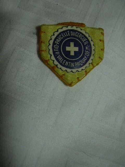 Pocket Reliquary Valentinus Paquay
