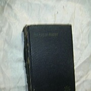 1938 The Key Of Heaven Prayer Book
