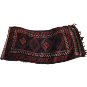 Persian Rug Bag Tribal Middle Eastern Textile Carpet
