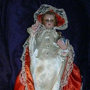 Large Infant of Prague Statue Fine Catholic Christian Jesus Figurine Sacramental