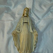 Virgin Mary Our Lady of Grace Statue Figurine