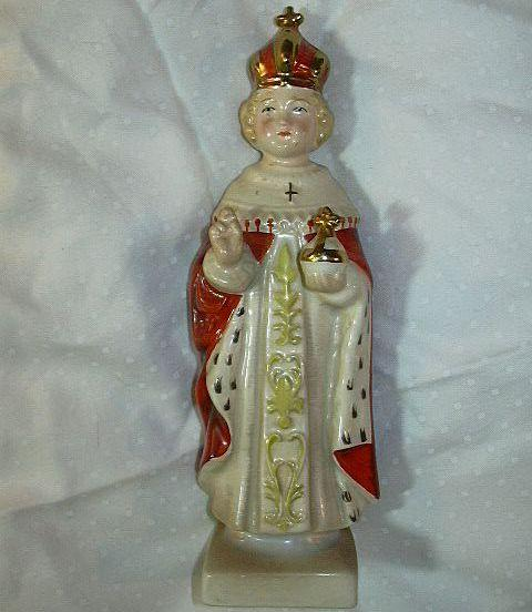 Hummel Goebel Jesus Infant Of Prague Figurine