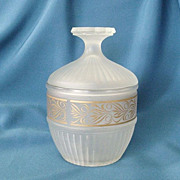 Avon Candle Votive Dated 1967