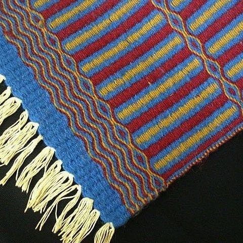 Hand Woven 1970's Multi-Purpose Mat