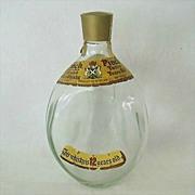 Classic Haig & Haig Three-Dimpled Pinch Whisky Bottle