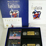 Disney's 1991 Fantasia Commemorative Edition - Boxed Set