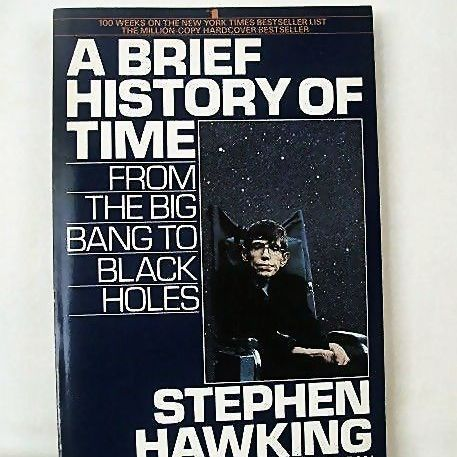 Stephen Hawking: A Brief History of Time