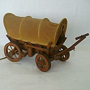 Conestoga Wagon Night Lamp Ready To Travel