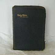 Illustrated Holy Bible Presented 1927