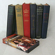 Neil H. Swanson Collection Six First Editions With Film