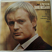 David McCallum Conducts His First Album - A Part of Me