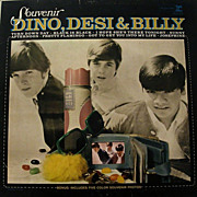 Souvenir Album Dino, Desi & Billy 1966