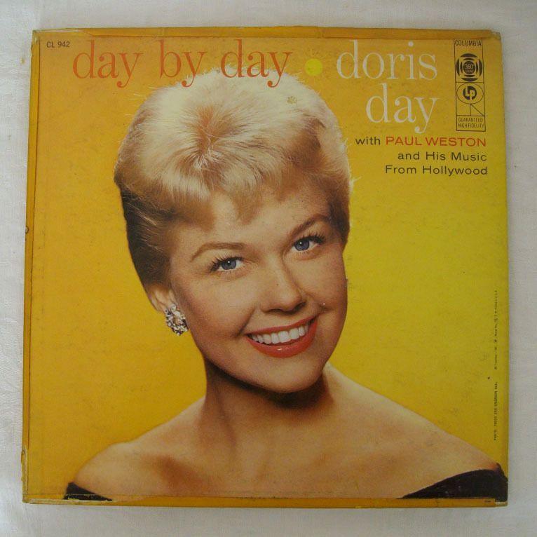Doris Day 1956 Album With 6 Eye Columbia Label