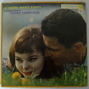 Mood Music With Frank Comstock 1954 Columbia 6-Eye