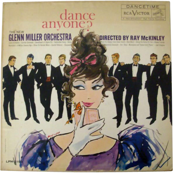 Big Band Sound of Glenn Miller Orchestra 1960