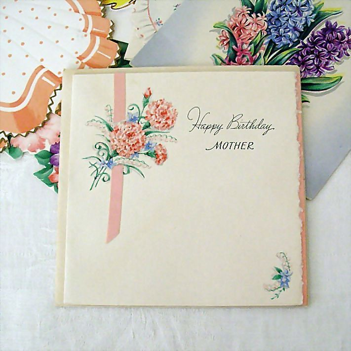 Collection Hallmark Birthday Cards 1940s SOLD on Ruby Lane – Hallmark Birthday Cards