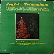 Joyful And Triumphant - 18 Christmas Carols