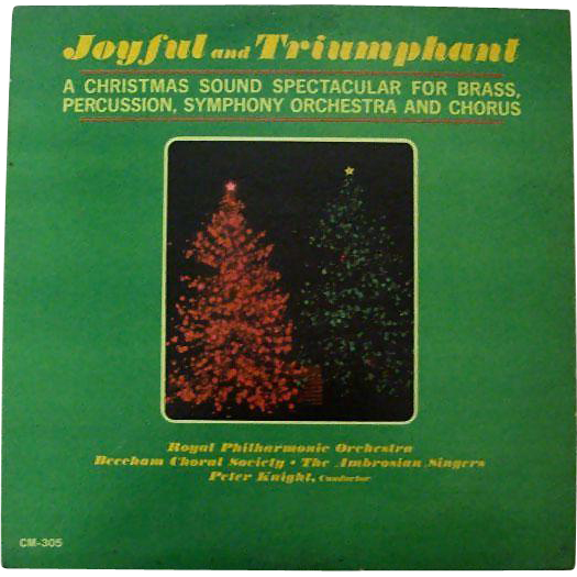 Joyful And Triumphant - 18 Christmas Carols