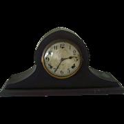 Gilbert Tambour Style Mantel Clock