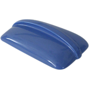Hall Delphinium Blue Lid For Covered Baking Dish
