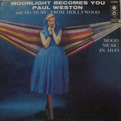 Moonlight Becomes You Columbia 6-Eye Label