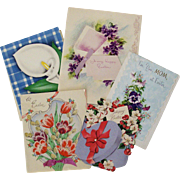 Easter cards for Mom - Set of Five