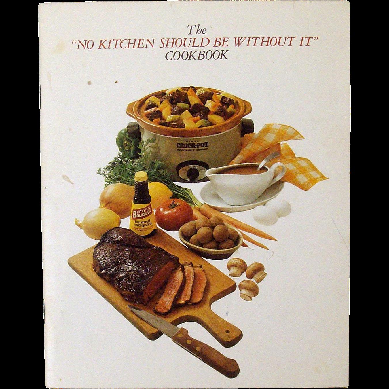 Rival Crock Pot Vintage Recipes