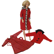 Three Red Coats for Barbie