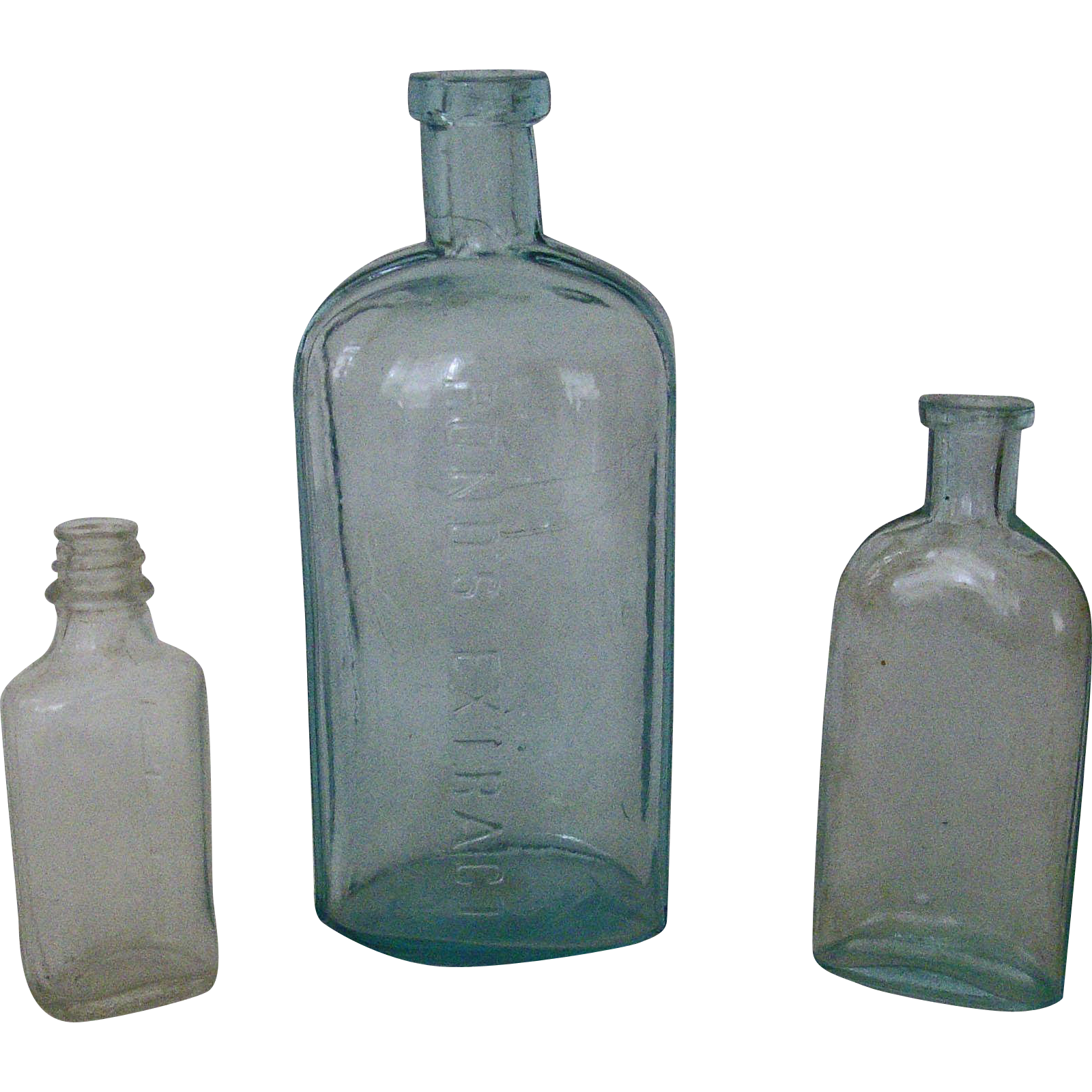 Large Ponds Extract and Pocket Flask