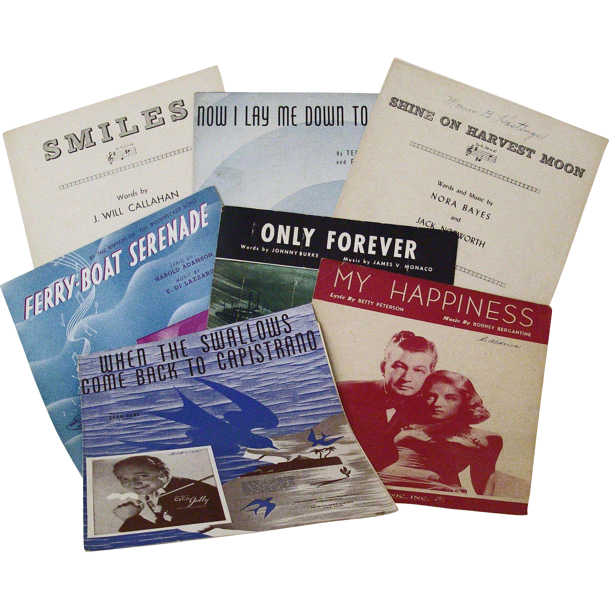 Sounds of the 1940s Sheet Music