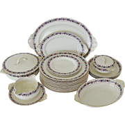 Johnson Brothers Bagatelle Dinnerware 1921