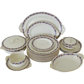 Johnson Brothers Bagatelle Dinnerware 1921