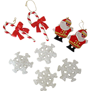 Mixed Assortment Christmas Tree Ornaments