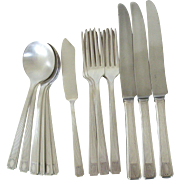 Assorted Oneida Noblesse Pattern Silverware