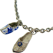 Tiny Shoes For Your Charm Bracelet