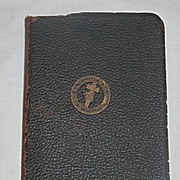 Science and Health with Key to the Scripture  Circa1934  Religious Book  Author Mary Baker Glover Eddy
