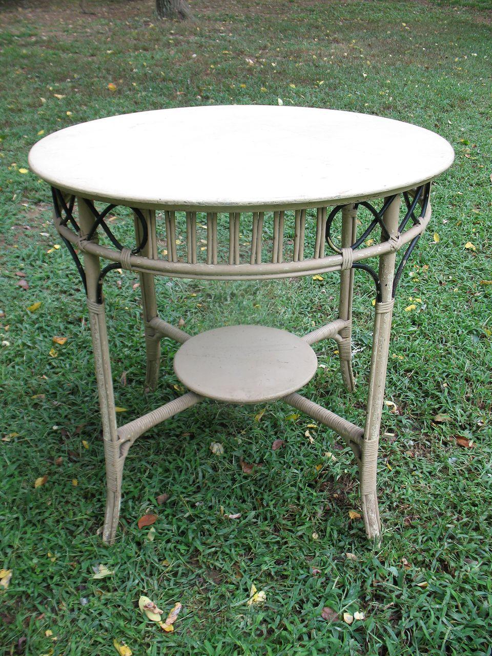 Antique Wicker Desk Ideas - Antique Wicker Table - Best 2000+ Antique Decor Ideas