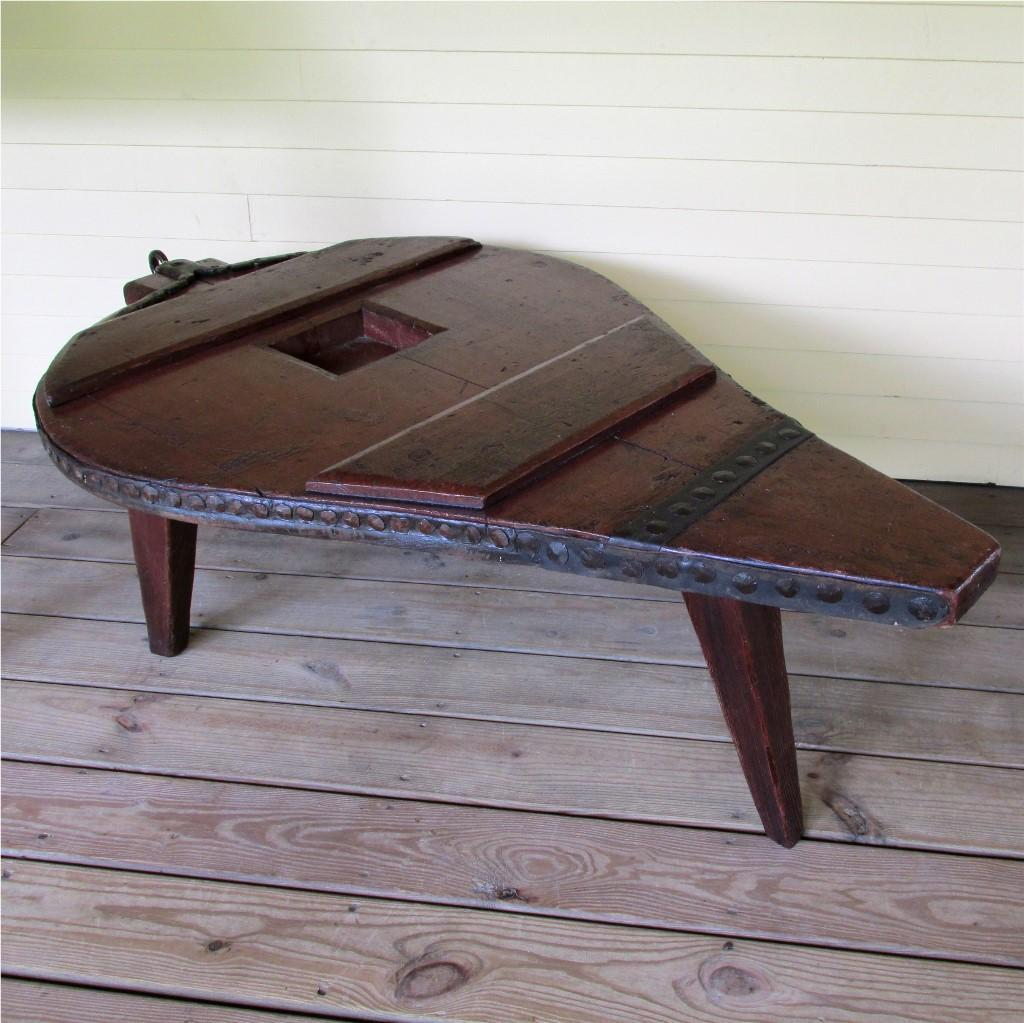 Old Charm Coffee Tables Ebay: Large Antique Blacksmith Bellows