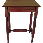 Arts and Craft Table Circa 1910