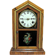 Waterbury Florence Model Mantel Clock
