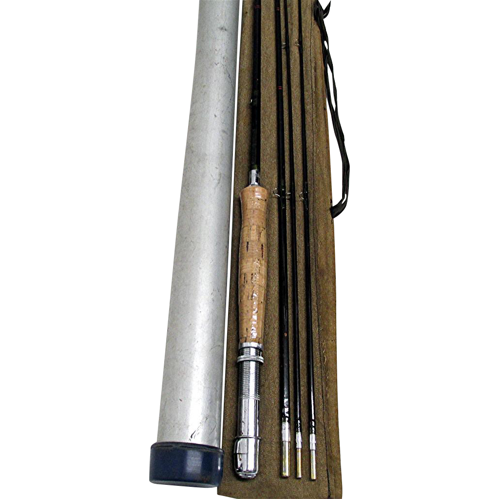 SOLD   See others Available  Fly Fishing Rod Bamboo Unused 8 Ft. 3/2 with Tube