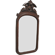 Antique American Wall Mirror