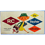 Royal Crown Cola Advertising Sign