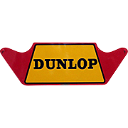 Dunlop Automotive Advertising Sign