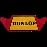 Dunlop Automotive Advertising Sign