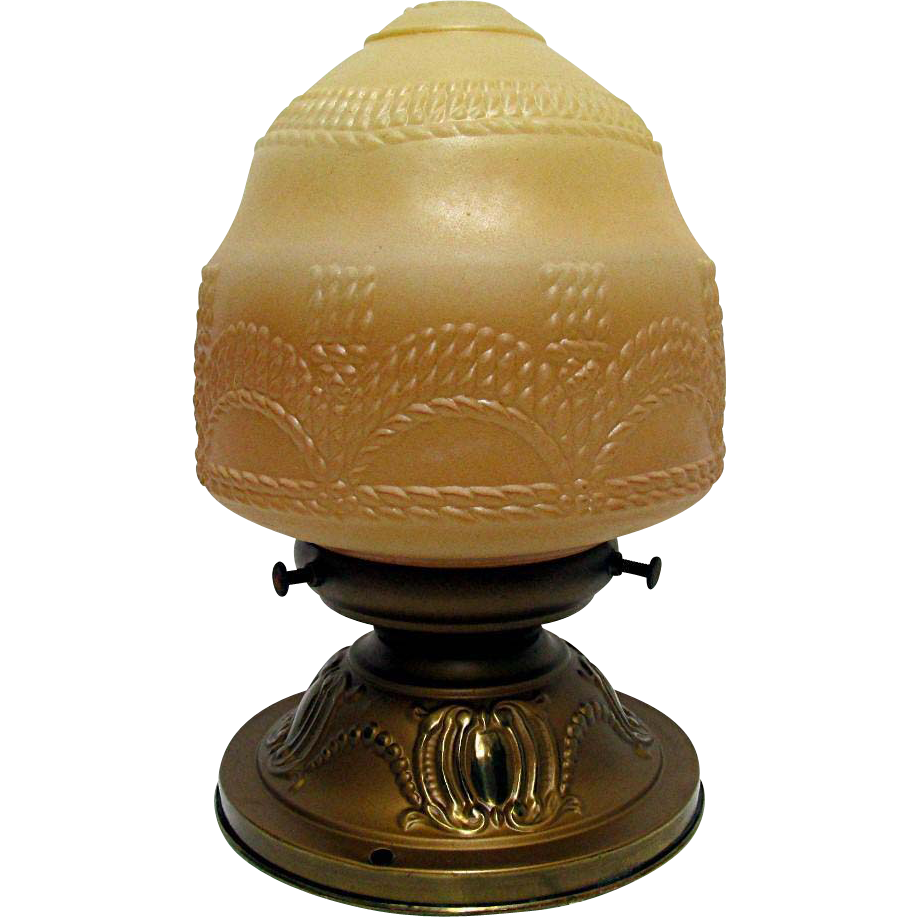 Ceiling Light Fixture Flush Mount  with Original Globe