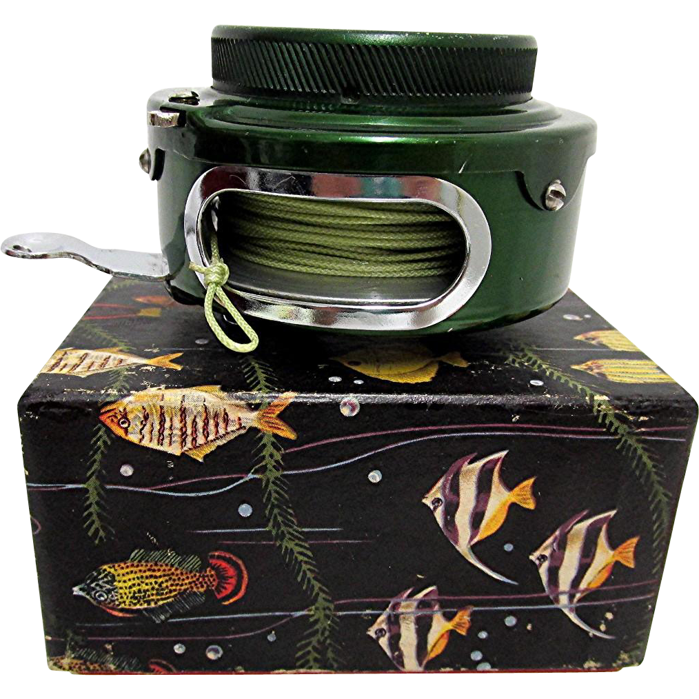 Utica Fly Fishing Reel Mint in the Box