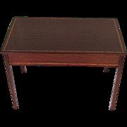 Coffee Table Inlaid Mahogany