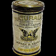 Naturalax Pharmacy Tins