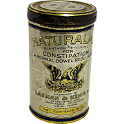 Naturalax Pharmacy Tins
